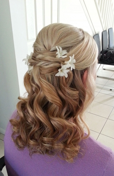 Bridal hair & Formal Down-styles