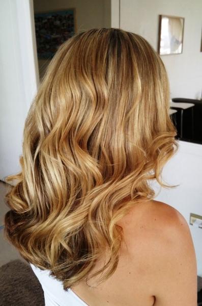Bridal hair & Formal Down-styles