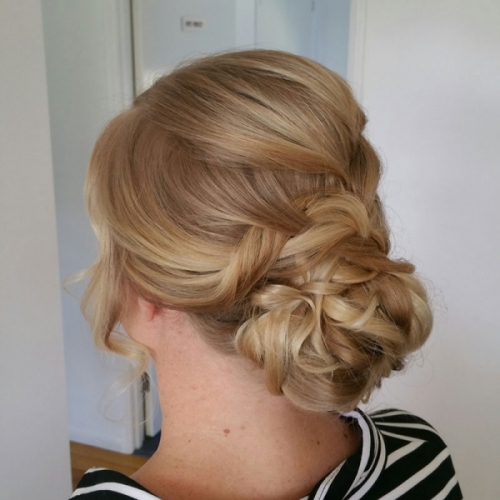 Wedding Hair & Formal Upstyles