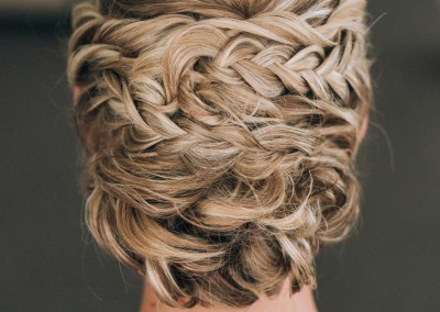 chic-rustic-candlelit-wedding-bridesmaid-hair-1