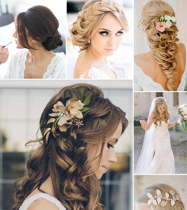 20 Beautiful Wedding Hairstyles for Long Hair