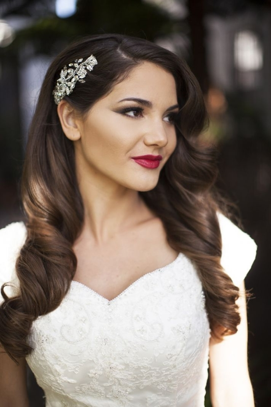 bridal hairstyle trends